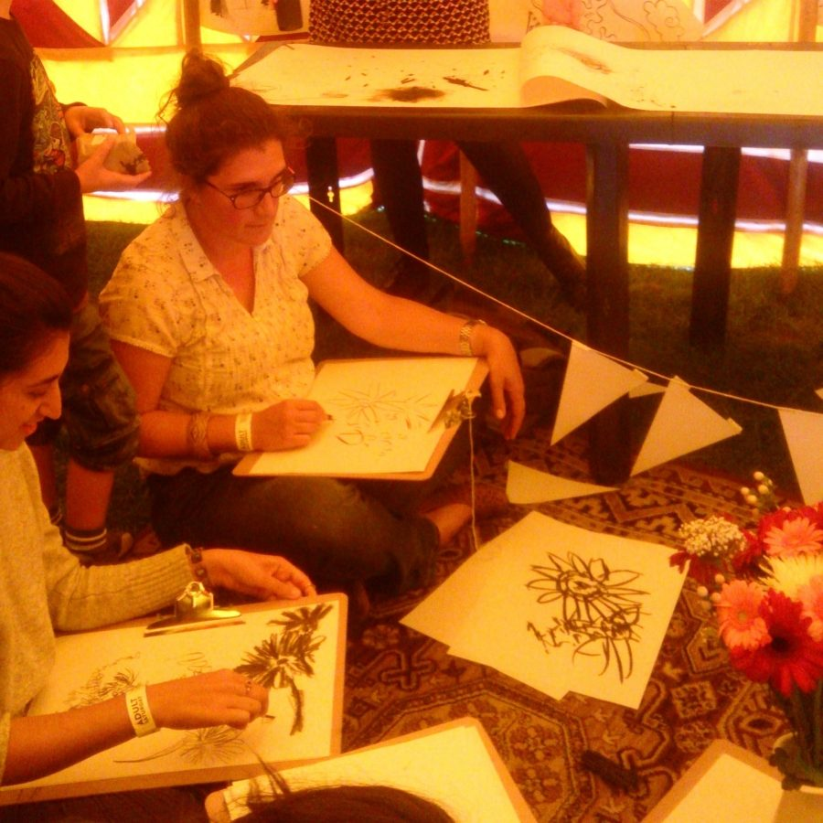 Explore and Draw at Always the Sun
